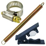Air Line - Clips / Springs / Plugs / Cutters