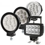 LED Work & Driving Lights