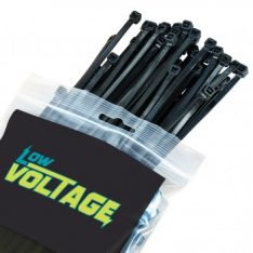 Lowvoltage Cable Ties 1