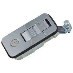 CV1515 Large Chrome Pop Lock
