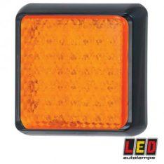 ELLED125AM LED LAMP AMBER INDICATOR SQUARE 350x350