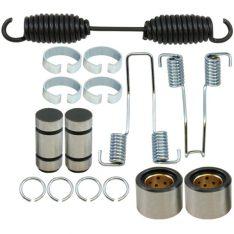 FB3337 BPW 95 Brake Hardware Kit 1