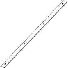 SXCA5432 Mudflap Strap Rear