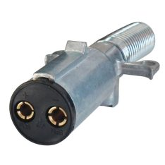 2 POLE PLUG 200AMP21mm2 Metal