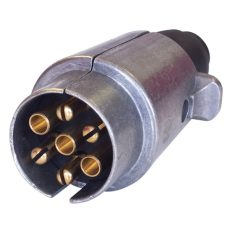 U CONNECT 7 PIN DIN PLUG METAL